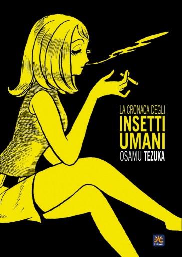 La copertina del volume © Tezuka Productions/001 Edizioni