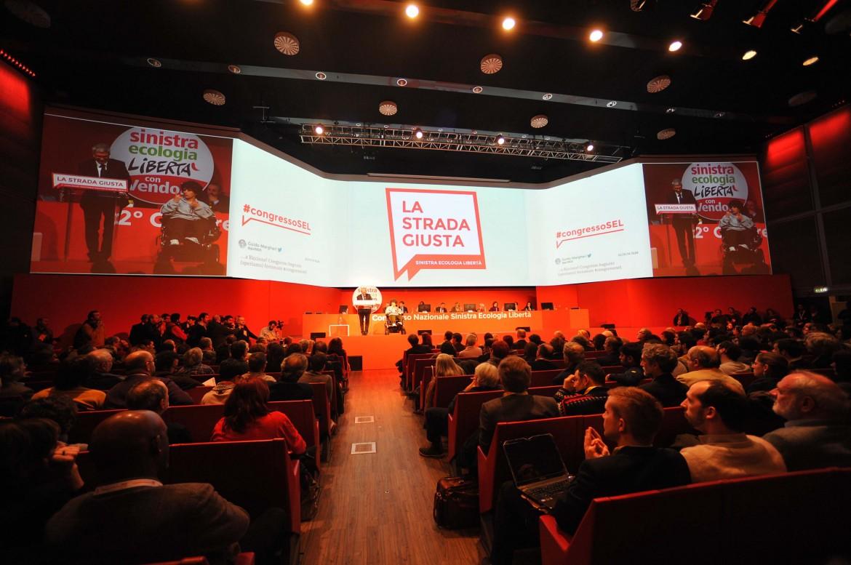 Il congresso di Sel a Riccione