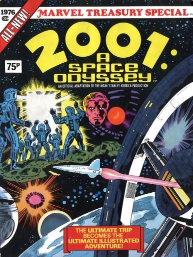 """""""2001: 0dissea nello spazio"""" secondo il Re (1976)"""