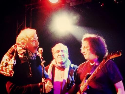 MIchael Pergolani, Renato Marengo, Alberto Radius