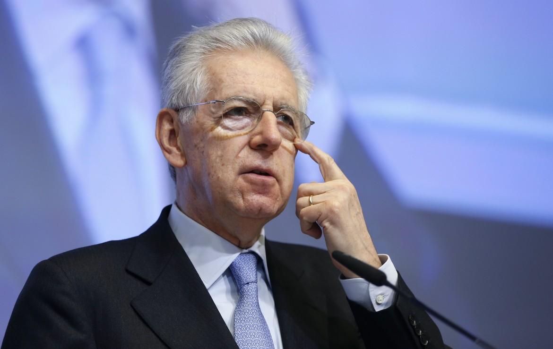 L'ex premier italiano Mari Monti