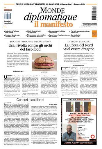 Le Monde Diplomatique del 13 febbraio 2014
