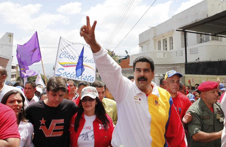 Venezuela, il presidente Nicolas Maduro