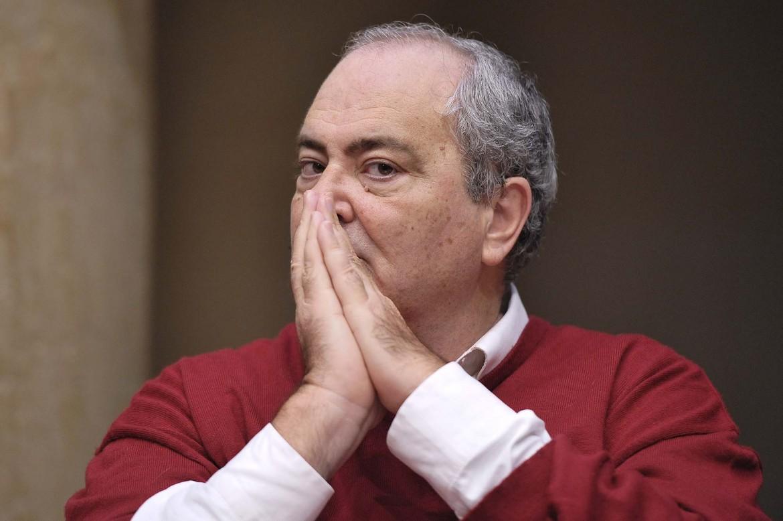 Goffredo Bettini, l'europarlamentare Pd