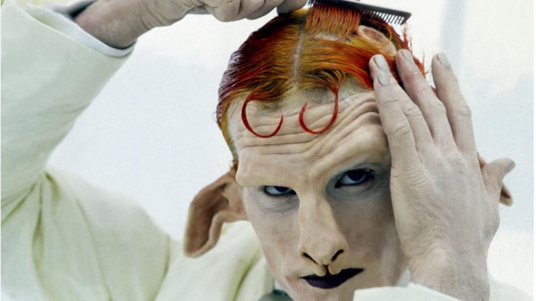 Matthew Barney in «Cremaster»