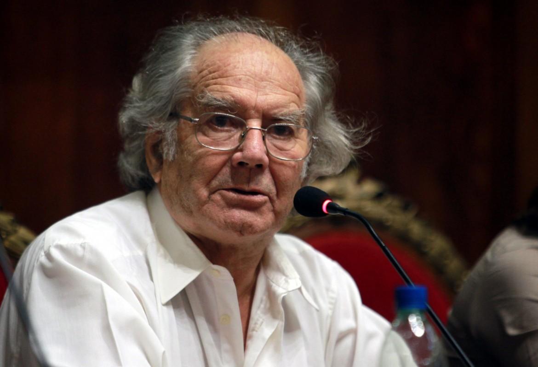 Il premio Nobel Adolfo Pérez Esquivel