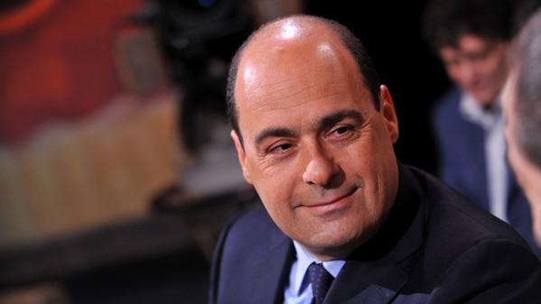 Il presidente del Lazio Nicola Zingaretti