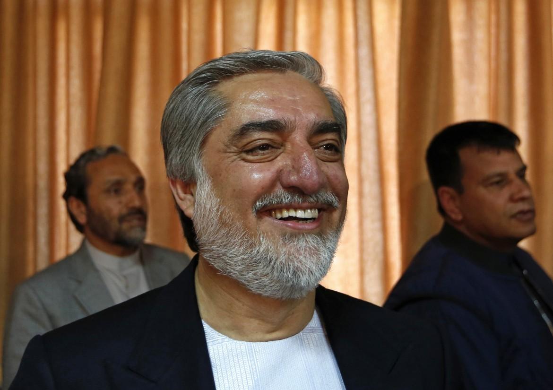 Afghanistan, l'ex ministro degli Esteri Abdullah Abdullah