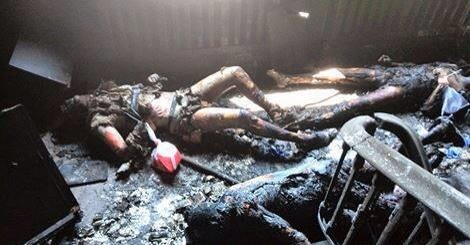 Morti assassinati dai filonazisti a Odessa