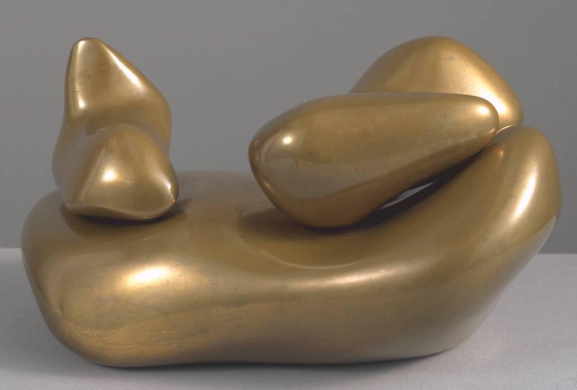 Jean Arp, «Sculpture à être perdue dans  la forêt», 1932