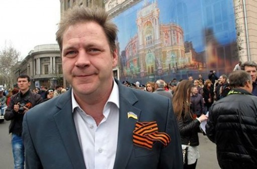 Vjaceslav Markin, di Odessa, morto bruciato a Odessa