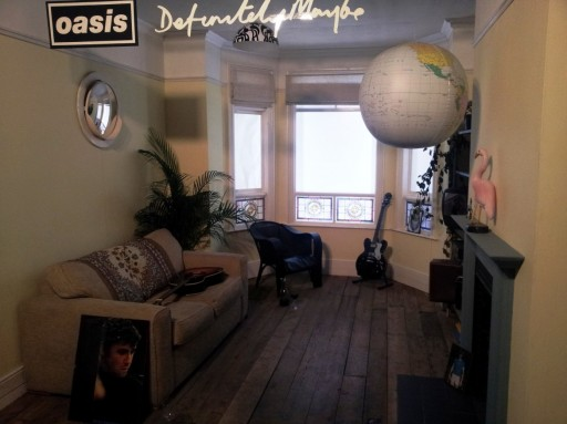 Definitely Maybe, with missing Oasis (foto di Marco Riva)