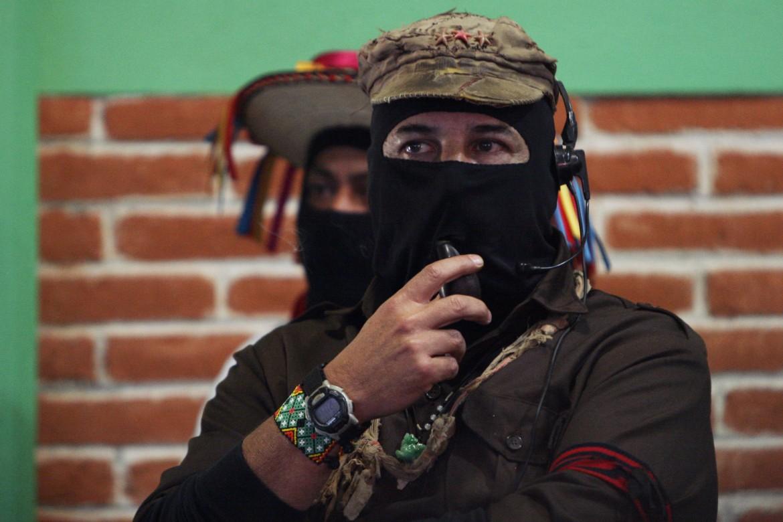 Il subcomandante Marcos