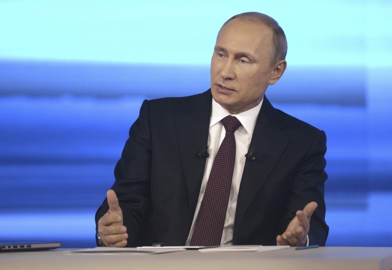 Il premier russo Putin