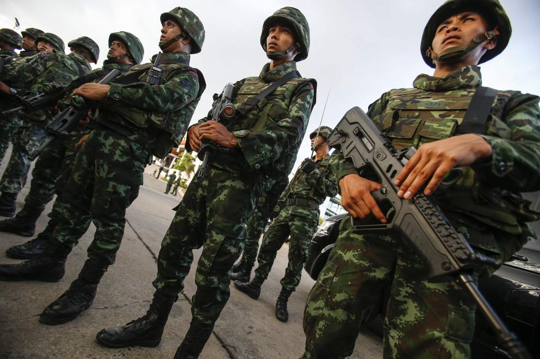 Militari tailandesi