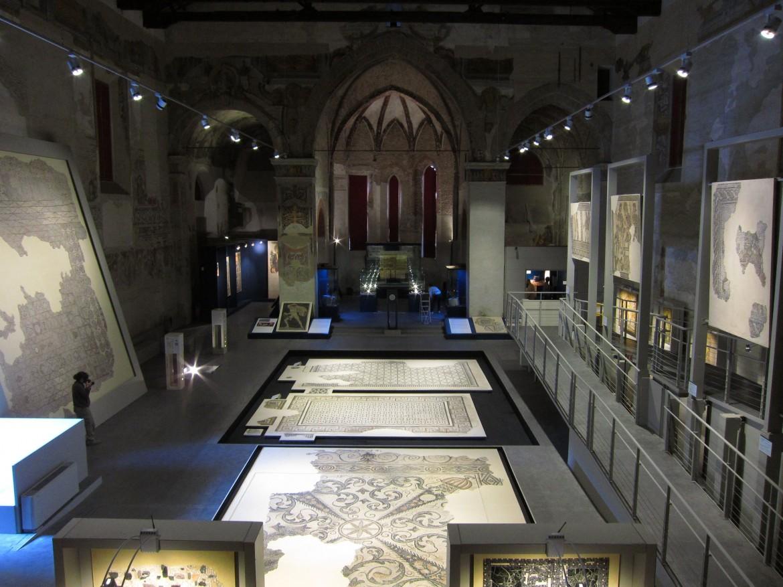 Il nuovo allestimento del Tamo di Ravenna