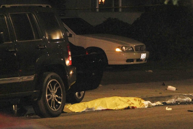Uno dei morti nella strage di Santa Barbara, California