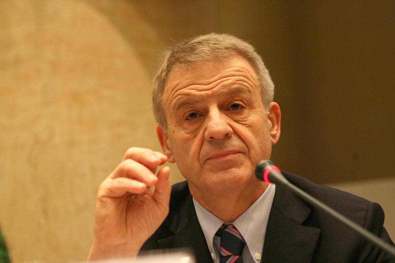 L'ex ministro dell'ambiente Corrado Clini