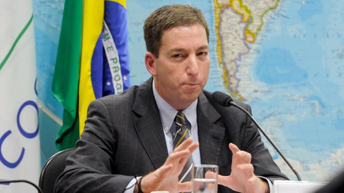 Il giornalista Glenn Greenwald