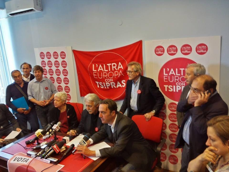 Ieri a Roma conferenza stampa della lista