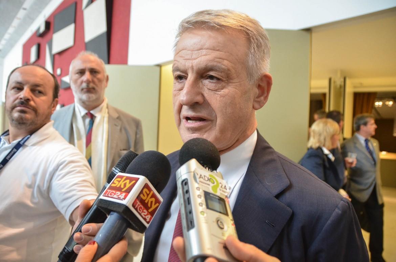 L'ex ministro dell'ambiente del governo Monti Corrado Clini