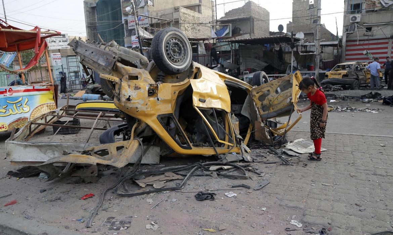 Attacco terroristico in Iraq