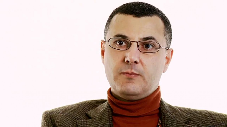 L'analista politico e attivista dei diritti umani Omar Barghouti