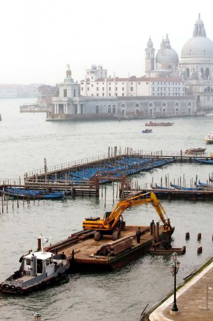 Il Mose di Venezia