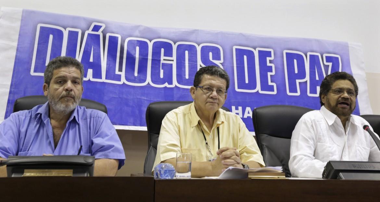 I negoziatori all'Avana