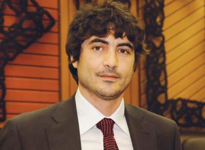 Nicola Fratoianni, coordinatore di Sel