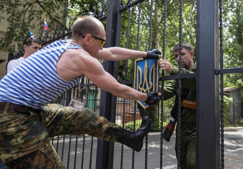 Filorussi in Ucraina