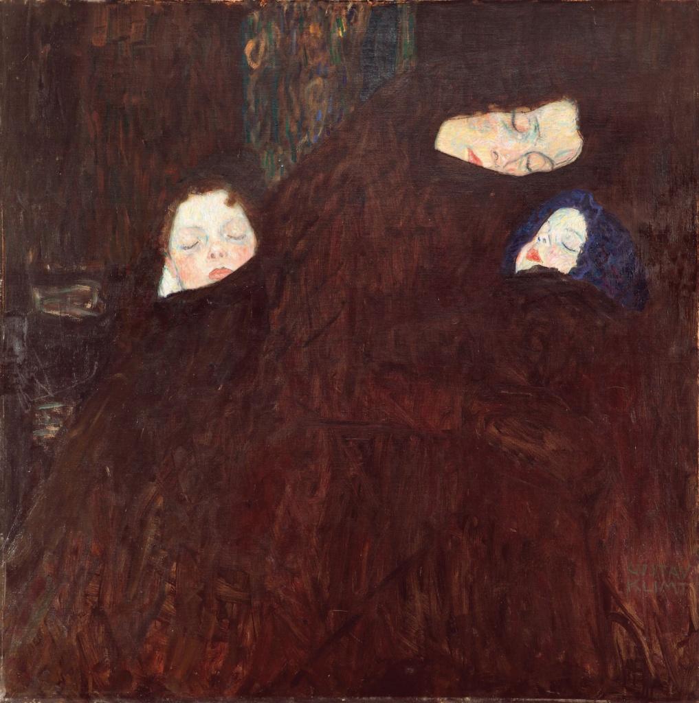 Gustav Klimt, «La famiglia»
