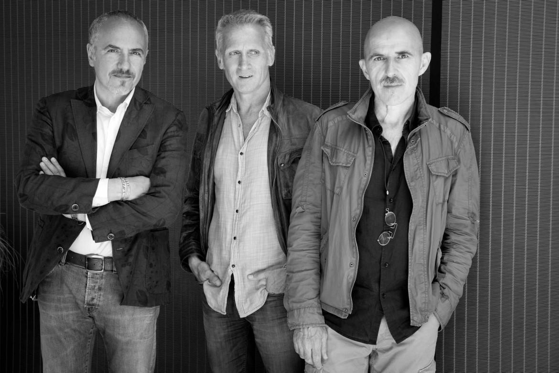 Enzo Pietropaoli, Fabrizio Sferra, Danilo Rea: i Doctor 3