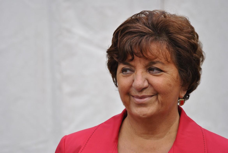 Carla Cantone, segretaria generale dello Spi Cgil (pensionati)