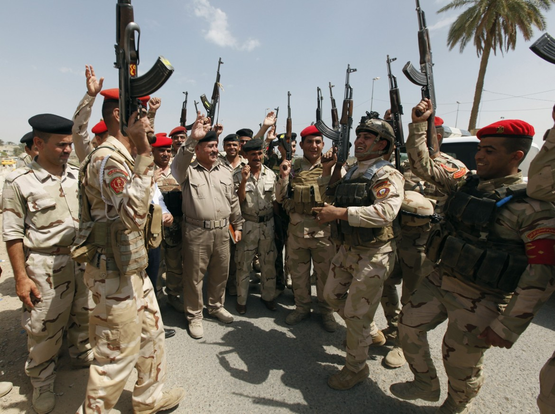 Soldati iracheni