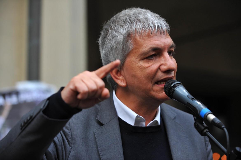 Nichi Vendola, presidente della regione Puglia e leader di Sel