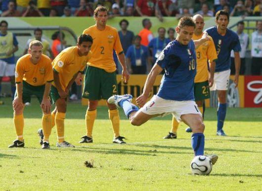 Francesco Totti, 2006