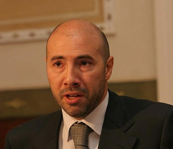 L'economista Riccardo Realfonzo (Università del Sannio)