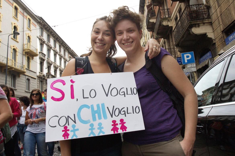 MIlano, Gay Pride