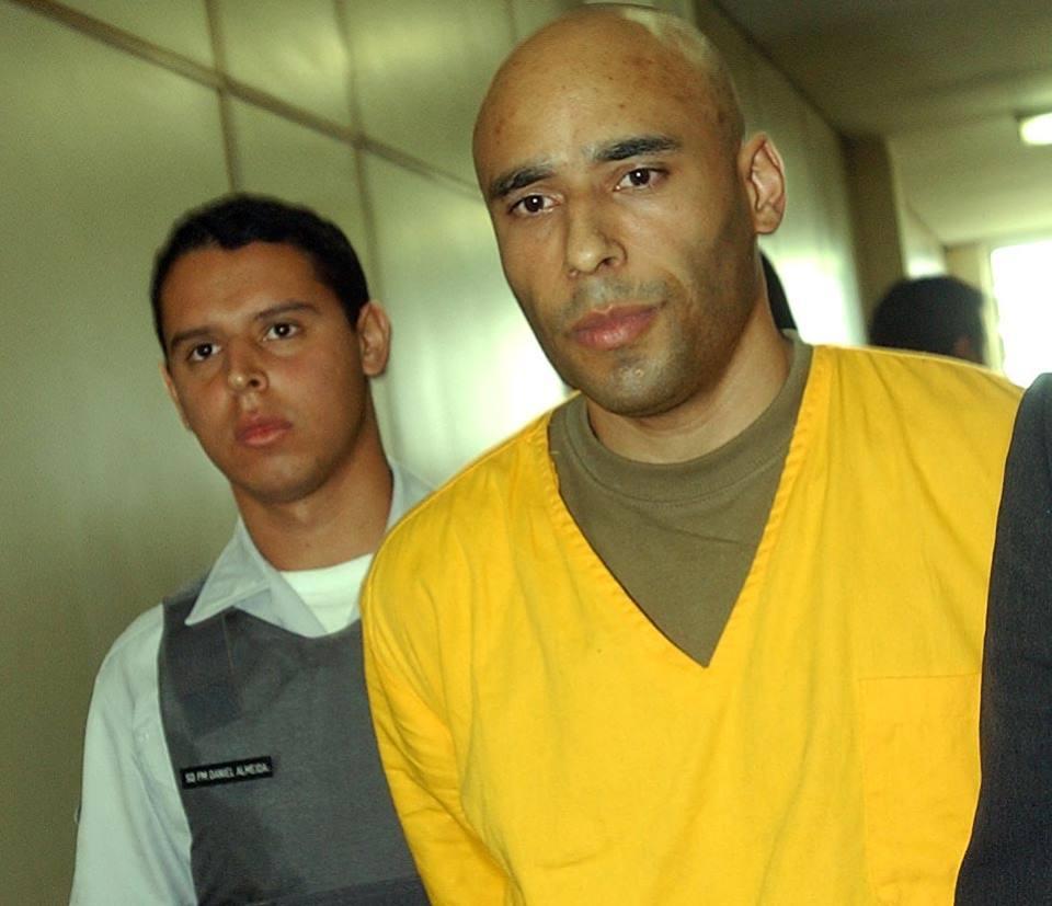 Edinho, ex numero 1 del Santos, viene arrestato dopo il processo