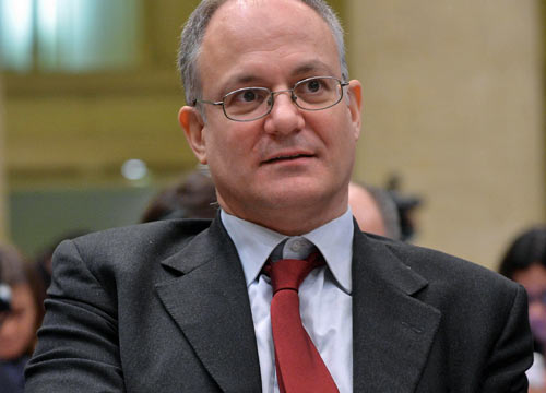 Roberto Gualtieri eurodeputato del Pd