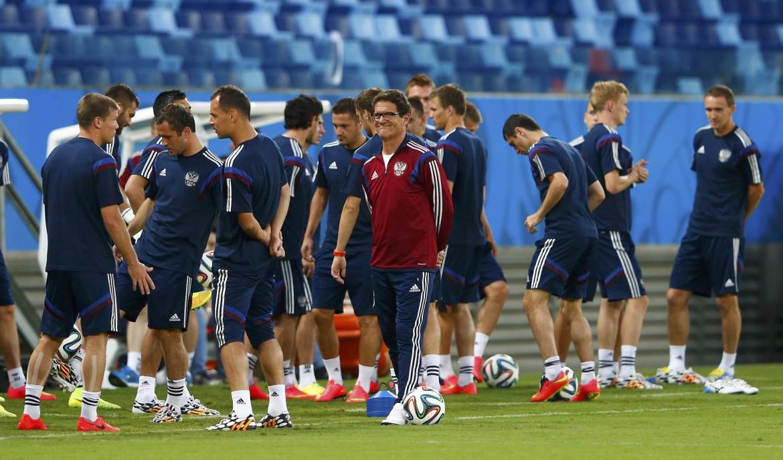 La Russia di Fabio Capello