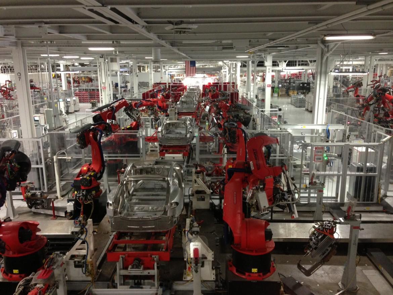 La Tesla Motors di Elon Musk nella Silicon Valley, sotto Mariana Mazzucato