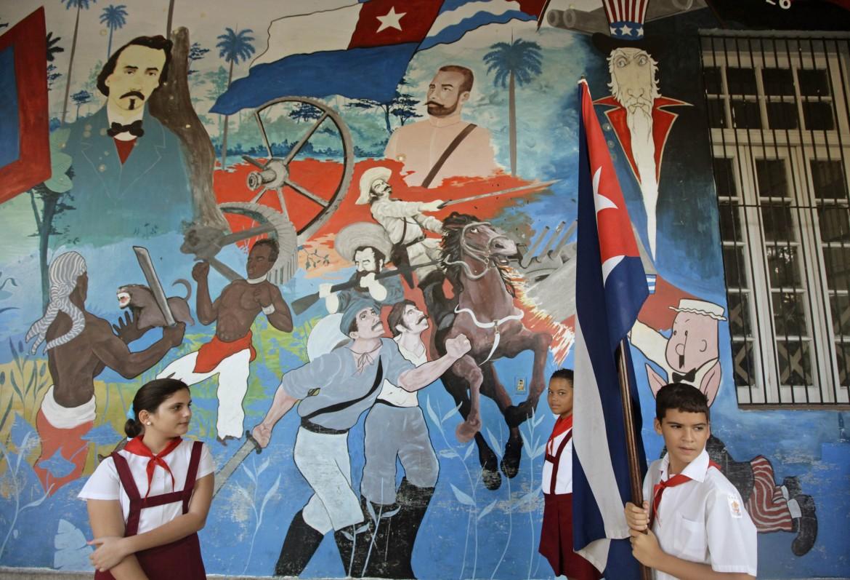 Murales all'Avana