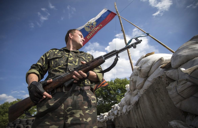 Filorussi nell'est ucraino