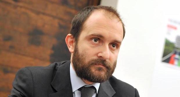 Matteo Orfini, presidente del Pd e commissario del Pd di Roma