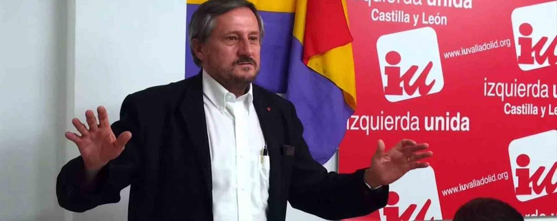 Il capolista di Izquierda Unida alle ultime europee Willy Meyer