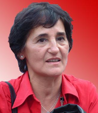 La segretaria generale dei lavoratori pubblici Fp-Cgil, Rosanna Dettori