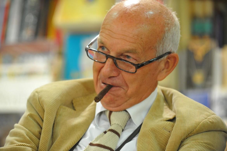 Fausto Bertinotti, ex presidente della camera ed ex segretario del Prc