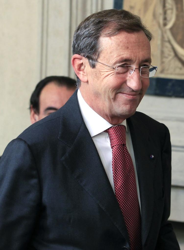Gianfranco Fini, ex leader di Fli